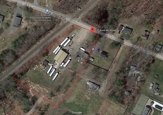 138 Burnt Mill Road, Wells, ME 04090 (MLS #4815605) :: Lajoie Home Team at Keller Williams Gateway Realty