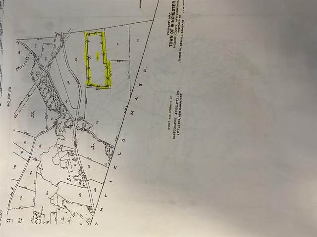 Off Manning Hill Road, Winchester, NH 03470 (MLS #4815620) :: Lajoie Home Team at Keller Williams Gateway Realty