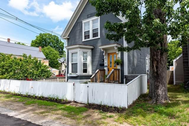 28 Silver Street, Rochester, NH 03867 (MLS #4815747) :: Keller Williams Coastal Realty