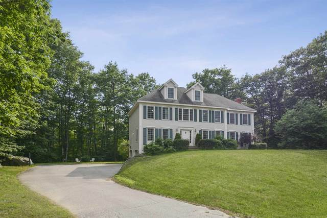 1 Blackford Drive, Exeter, NH 03833 (MLS #4815755) :: Keller Williams Coastal Realty