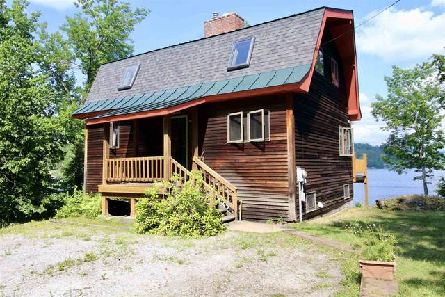 209 Wilson Road, Castleton, VT 05735 (MLS #4815832) :: Keller Williams Coastal Realty