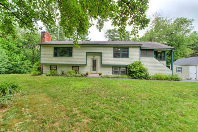 8 Southwood Drive, Londonderry, NH 03053 (MLS #4815865) :: The Hammond Team