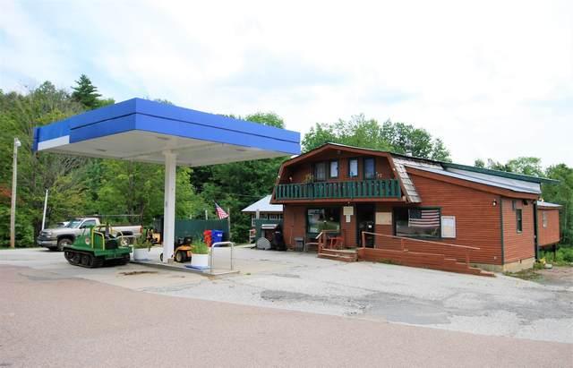 2542 Vt 100 Route, Duxbury, VT 05676 (MLS #4815960) :: Lajoie Home Team at Keller Williams Gateway Realty