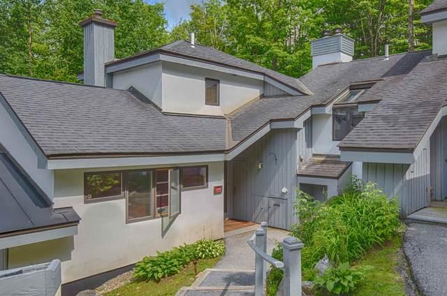 459 Woods Lane D6, Killington, VT 05751 (MLS #4815993) :: Keller Williams Coastal Realty