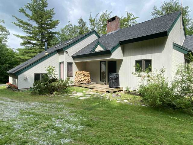 65 Todd Hill Road, Winhall, VT 05340 (MLS #4816002) :: The Gardner Group