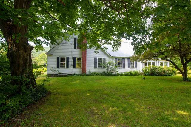 486 Bailey Road, Northfield, VT 05663 (MLS #4816012) :: The Gardner Group