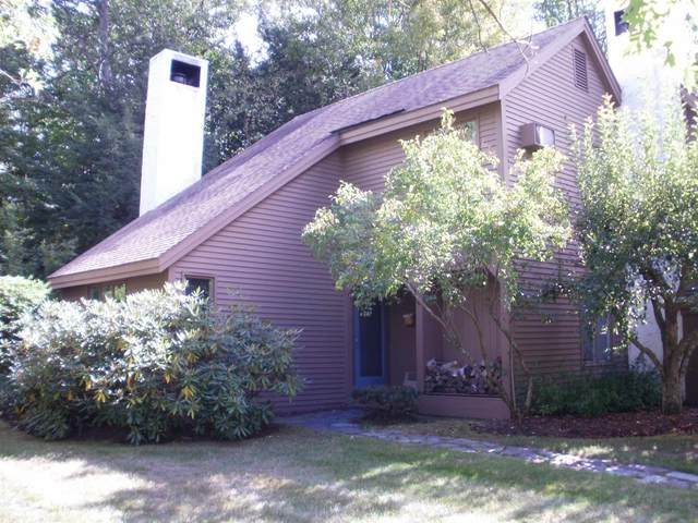 807 Murphy's Road 7E, Hartford, VT 05059 (MLS #4816023) :: The Gardner Group