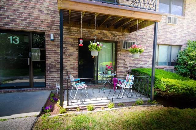 13 Strawberry Bank Road #11, Nashua, NH 03062 (MLS #4816059) :: Lajoie Home Team at Keller Williams Gateway Realty