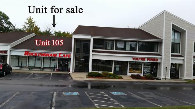 264 No. Broadway Street Unit 105, Salem, NH 03079 (MLS #4816242) :: Signature Properties of Vermont