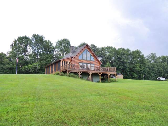 4420 Coventry Station Road, Coventry, VT 05825 (MLS #4816319) :: Lajoie Home Team at Keller Williams Gateway Realty