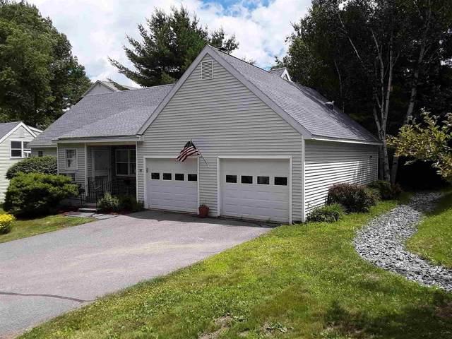 6 Oak Ridge Road #23, Lebanon, NH 03784 (MLS #4816342) :: Hergenrother Realty Group Vermont