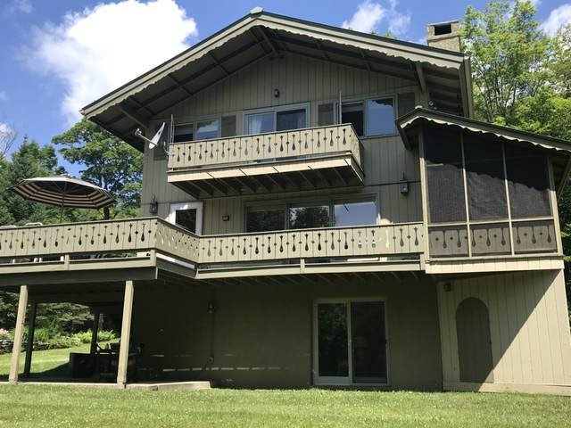 641 Highland Drive, Montgomery, VT 05471 (MLS #4816389) :: Lajoie Home Team at Keller Williams Gateway Realty