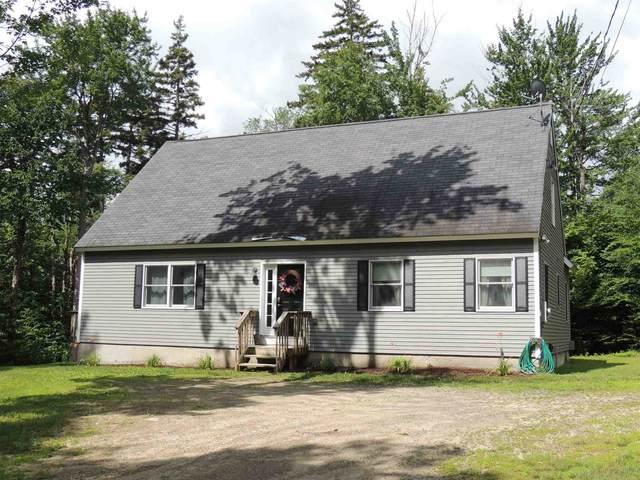 158 Leon Stocker Drive, Stratton, VT 05360 (MLS #4816445) :: The Gardner Group
