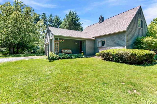 34A Packard Road 34A, Jericho, VT 05465 (MLS #4816481) :: Lajoie Home Team at Keller Williams Gateway Realty