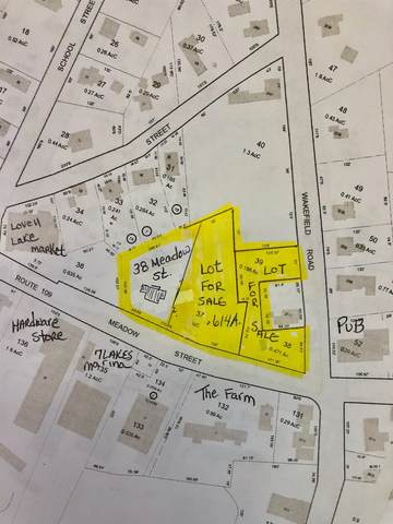 Lot 37-2, 38 Meadow Street, Wakefield, NH 03872 (MLS #4816531) :: Hergenrother Realty Group Vermont