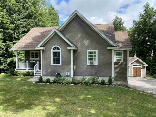 43 Garmish Road, Conway, NH 03818 (MLS #4816555) :: Hergenrother Realty Group Vermont