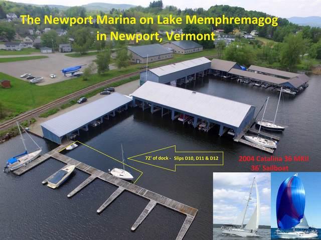 197 Farrants Point D-10, D-11 & D-, Newport City, VT 05855 (MLS #4816784) :: Signature Properties of Vermont