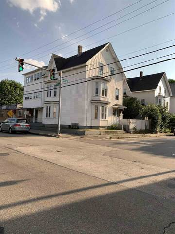 213 Auburn Street #4, Manchester, NH 03103 (MLS #4817103) :: Keller Williams Coastal Realty