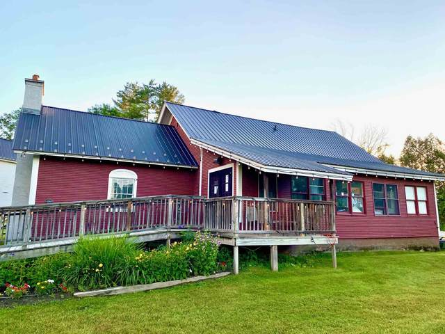 383 Moscow Road, Stowe, VT 05672 (MLS #4817349) :: The Hammond Team