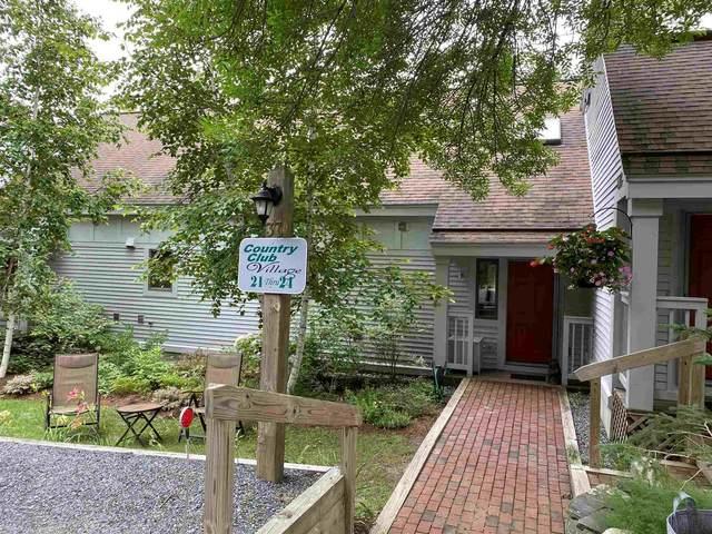 37 First Lane #22, Wilmington, VT 05363 (MLS #4817386) :: The Gardner Group