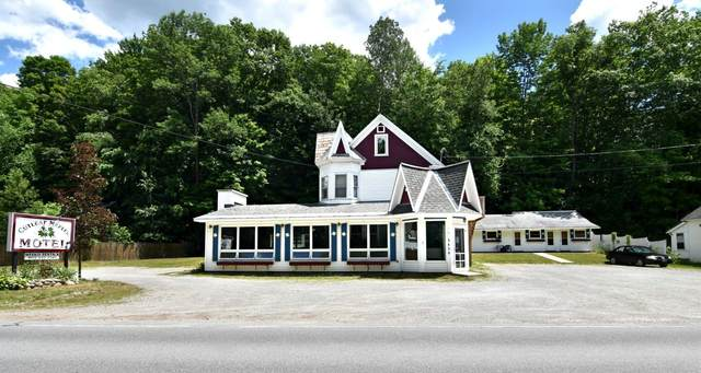 3420 Route 7A, Arlington, VT 05250 (MLS #4817415) :: Lajoie Home Team at Keller Williams Gateway Realty