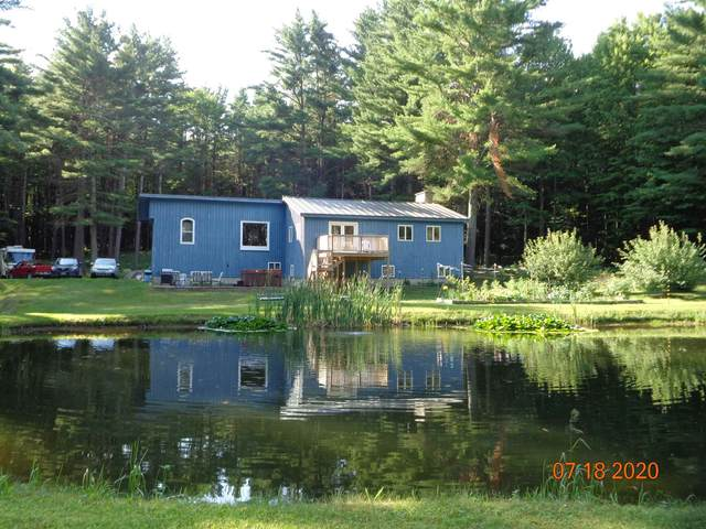 151 Dunton Road, Franklin, VT 05457 (MLS #4817425) :: The Hammond Team