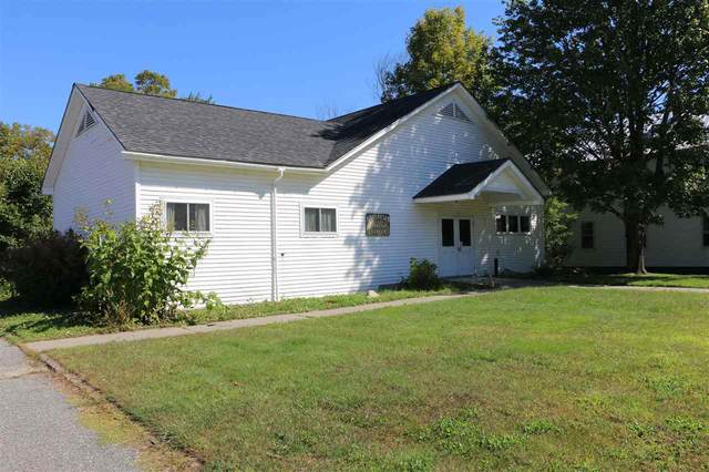 107 A West Main Street, Hyde Park, VT 05655 (MLS #4817435) :: Keller Williams Coastal Realty