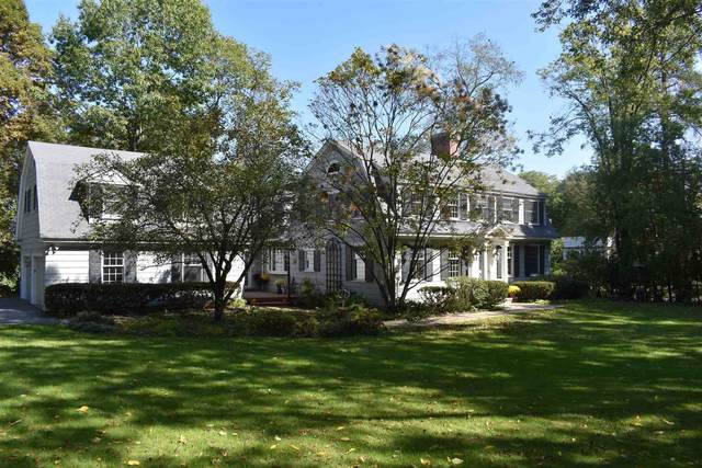 9 Occom Ridge, Hanover, NH 03755 (MLS #4817636) :: Hergenrother Realty Group Vermont
