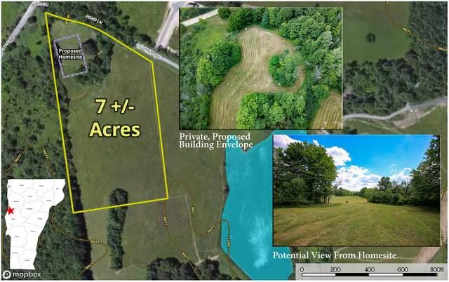 52 Pond Lane, Ferrisburgh, VT 05473 (MLS #4817942) :: The Gardner Group