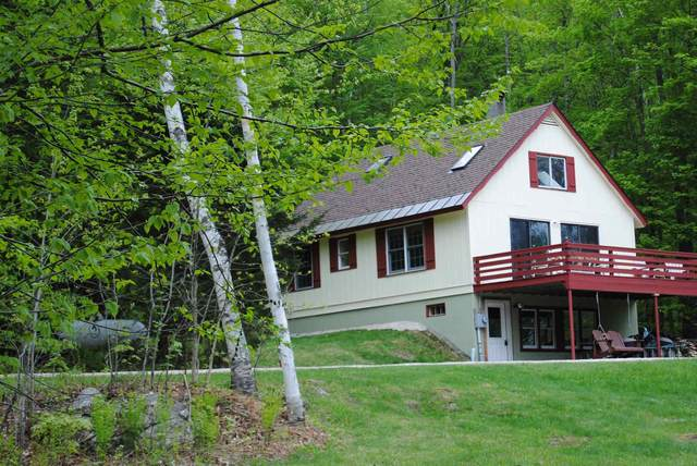 460 Mecawee Road, Woodstock, VT 05091 (MLS #4818142) :: Hergenrother Realty Group Vermont