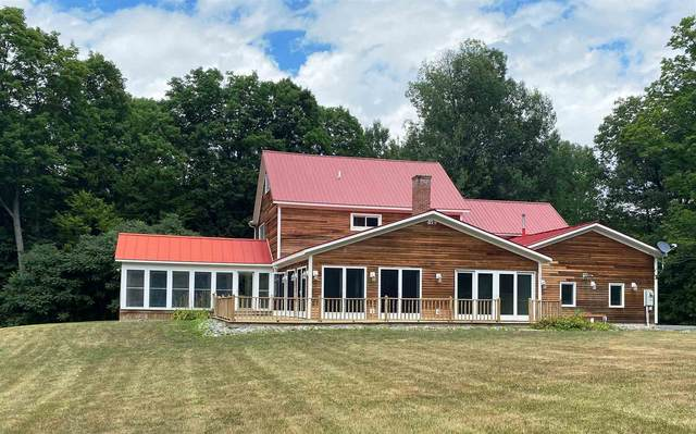 567 Quaker Village Road, Weybridge, VT 05753 (MLS #4818491) :: Keller Williams Coastal Realty