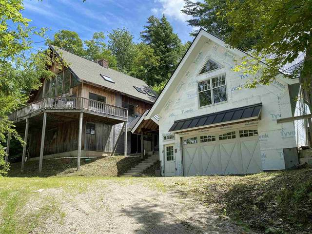 59 Todd Hill Road Lot D-2, Winhall, VT 05340 (MLS #4818514) :: Team Tringali