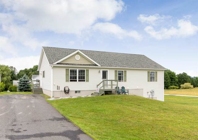 36 Conti Circle, Barre Town, VT 05641 (MLS #4818675) :: The Gardner Group