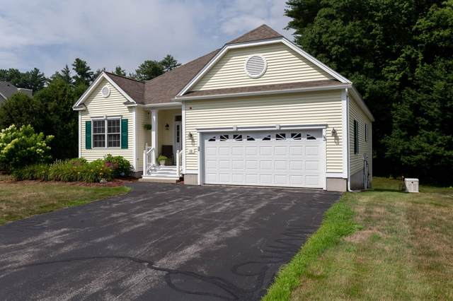 58 Sawgrass Circle, Londonderry, NH 03053 (MLS #4818687) :: Lajoie Home Team at Keller Williams Gateway Realty