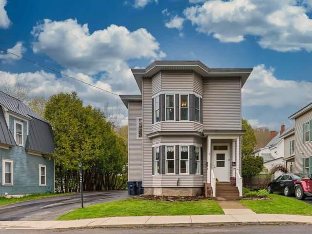 6 Cliff Street, Barre City, VT 05641 (MLS #4818767) :: The Gardner Group