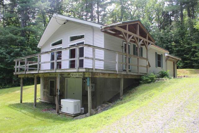 312 West Jamaica Road, Stratton, VT 05360 (MLS #4818841) :: Keller Williams Coastal Realty