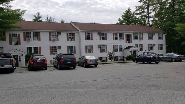 20 Wolf Road #24, Lebanon, NH 03766 (MLS #4819160) :: Hergenrother Realty Group Vermont