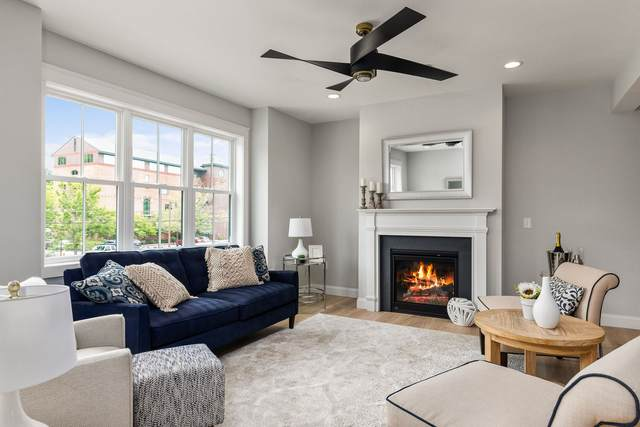 30 Cate Street #4, Portsmouth, NH 03801 (MLS #4819200) :: Lajoie Home Team at Keller Williams Gateway Realty