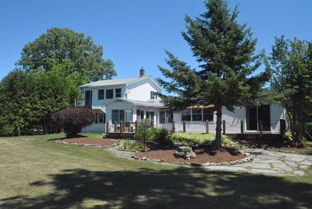 384 South Street, South Hero, VT 05486 (MLS #4819235) :: Hergenrother Realty Group Vermont