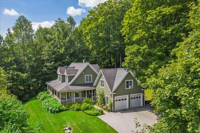 223 Stoney Fields Road, Manchester, VT 05255 (MLS #4819292) :: The Gardner Group