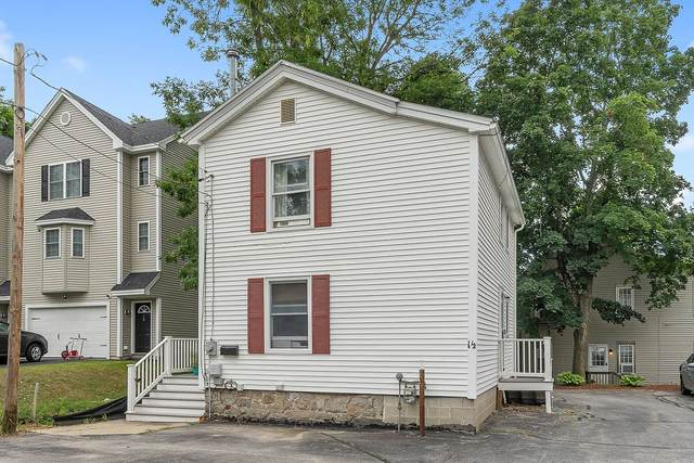 1 1/2 Highland Street, Hudson, NH 03051 (MLS #4819381) :: Lajoie Home Team at Keller Williams Gateway Realty