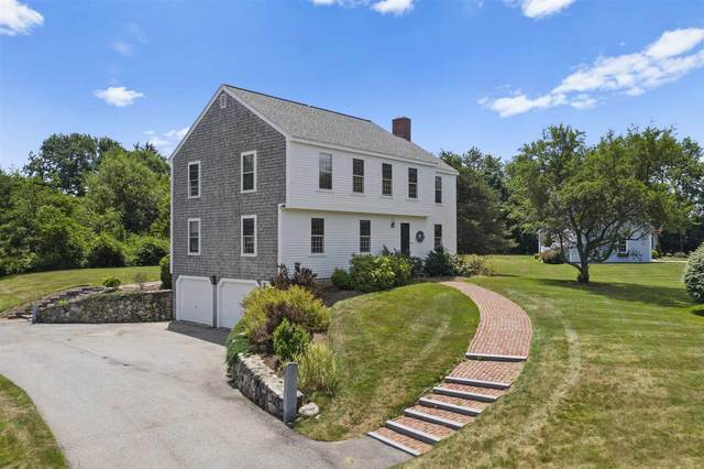 10 Patriots Way, Rye, NH 03870 (MLS #4819397) :: Keller Williams Coastal Realty