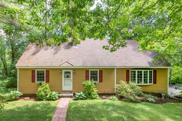 287 Wallace Road, Bedford, NH 03110 (MLS #4819406) :: Jim Knowlton Home Team