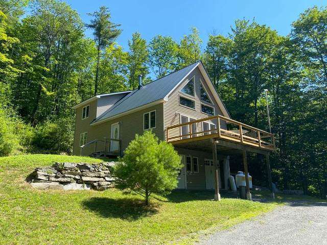 1058 Acton Hill Road, Townshend, VT 05353 (MLS #4819411) :: The Gardner Group