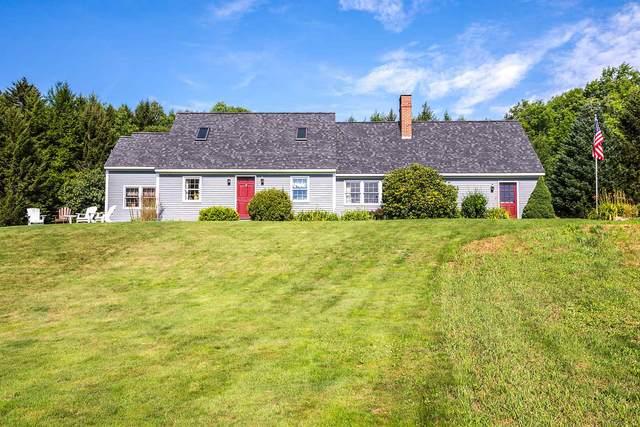 321 Deerbrook Way, Woodstock, VT 05091 (MLS #4819539) :: Hergenrother Realty Group Vermont
