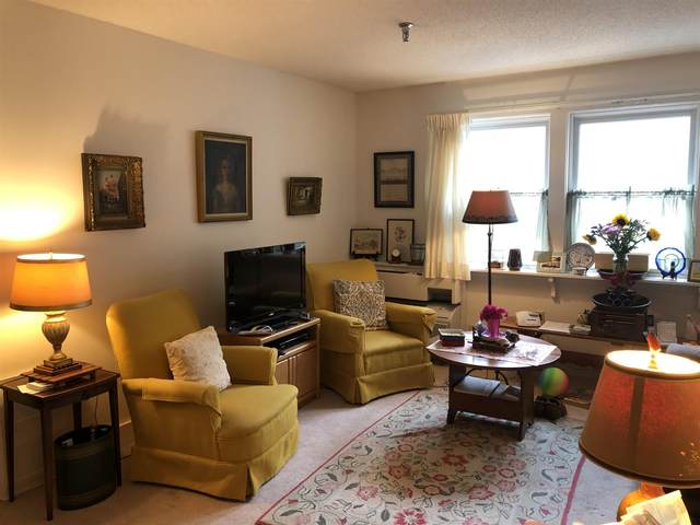 53 Lyme Road #34, Hanover, NH 03755 (MLS #4819658) :: Hergenrother Realty Group Vermont