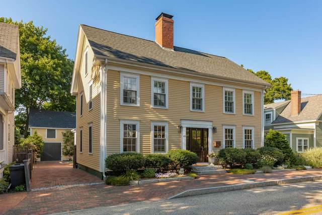 69 New Castle Avenue, Portsmouth, NH 03801 (MLS #4819677) :: Keller Williams Coastal Realty