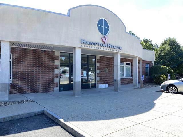 879 Lafayette Road, Hampton, NH 03842 (MLS #4819730) :: The Hammond Team