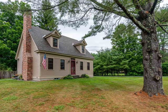 241 Highland Avenue, Manchester, VT 05255 (MLS #4819792) :: The Gardner Group