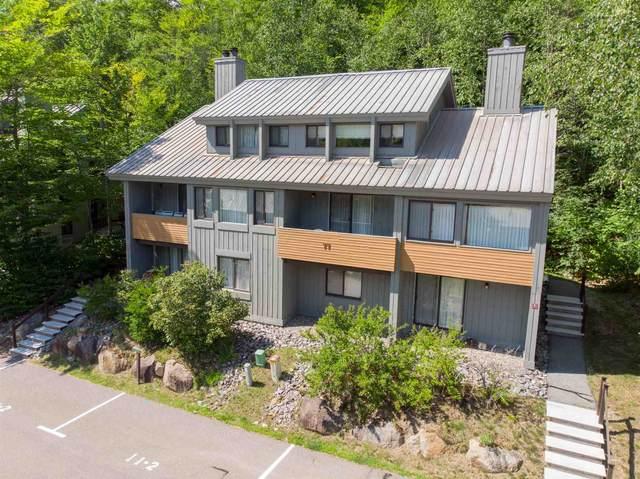 11 Birch Road #2, Lincoln, NH 03251 (MLS #4819925) :: Keller Williams Coastal Realty